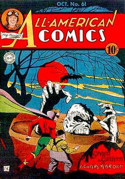 All American Comics 61