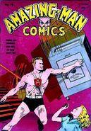 Amazing Man Comics Vol 1 16