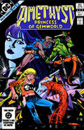 Amethyst, Princess of Gemworld Vol 1 3