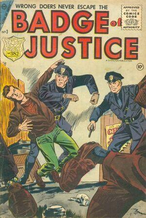 Badge of Justice Vol 1 3