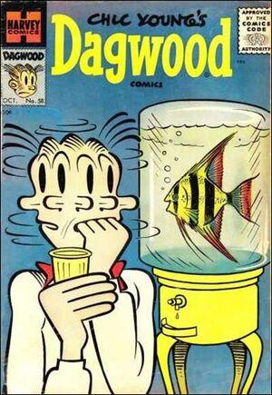 Dagwood Comics Vol 1 58