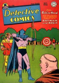 Detective Comics Vol 1 116