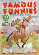 Famous Funnies Vol 1 14