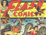 Flash Comics Vol 1 37