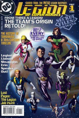 Legion of Super-Heroes Secret Files and Origins Vol 4 1