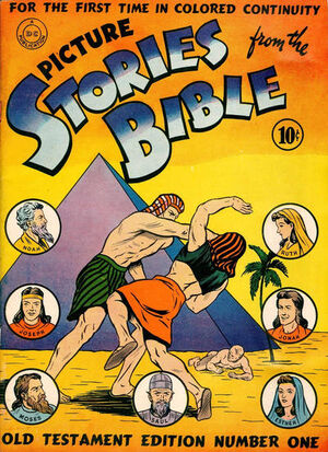 Picture Stories from the Bible Old Testament Vol 1 1