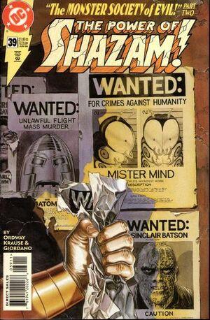 Power of Shazam Vol 1 39