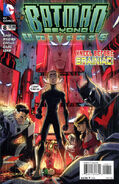 Batman Beyond Universe Vol 1 8