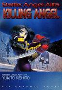 Battle Angel Alita Killing Angel Vol 1 1