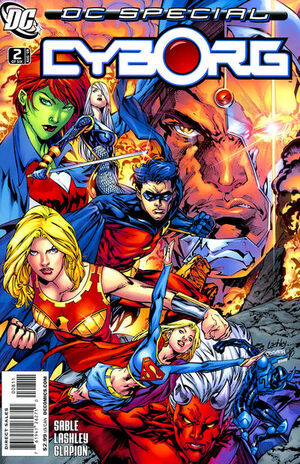 DC Special Cyborg Vol 1 2