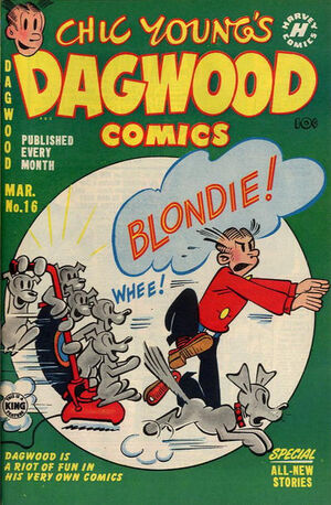 Dagwood Comics Vol 1 16