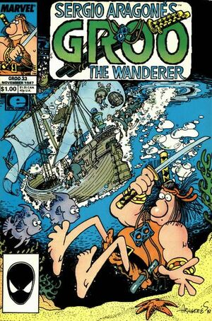 Groo the Wanderer Vol 1 33