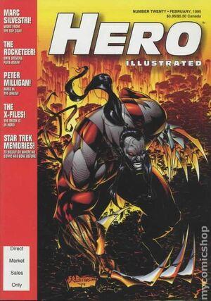 Hero Illustrated Vol 1 20