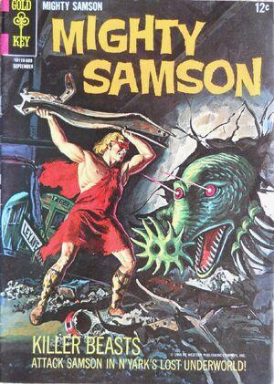 Mighty Samson Vol 1 7
