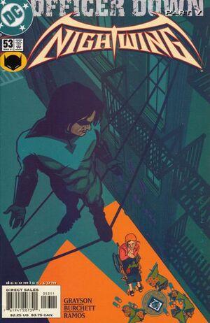 Nightwing Vol 2 53