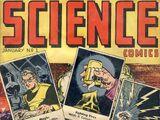 Science Comics (1946) Vol 1