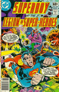 Superboy and the Legion of Super-Heroes Vol 1 242