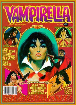 Vampirella Vol 1 100