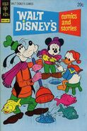 Walt Disney's Comics and Stories Vol 1 400