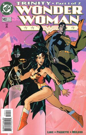 Wonder Woman Vol 2 140
