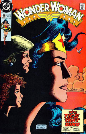 Wonder Woman Vol 2 41