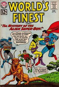 World's Finest Comics Vol 1 124