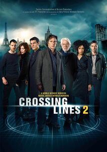 Crossing Lines Season 2 poster