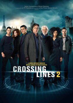 Crossing Lines Season 2 poster