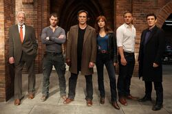 Crossing Lines Season 1 First Cast Promo