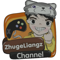 ZhugeLiangz TV Sign большая