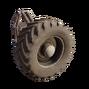 Medium wheel ST