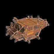 Cabin kamikaze companion