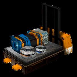 Расширение склада
