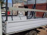 Борт фургона