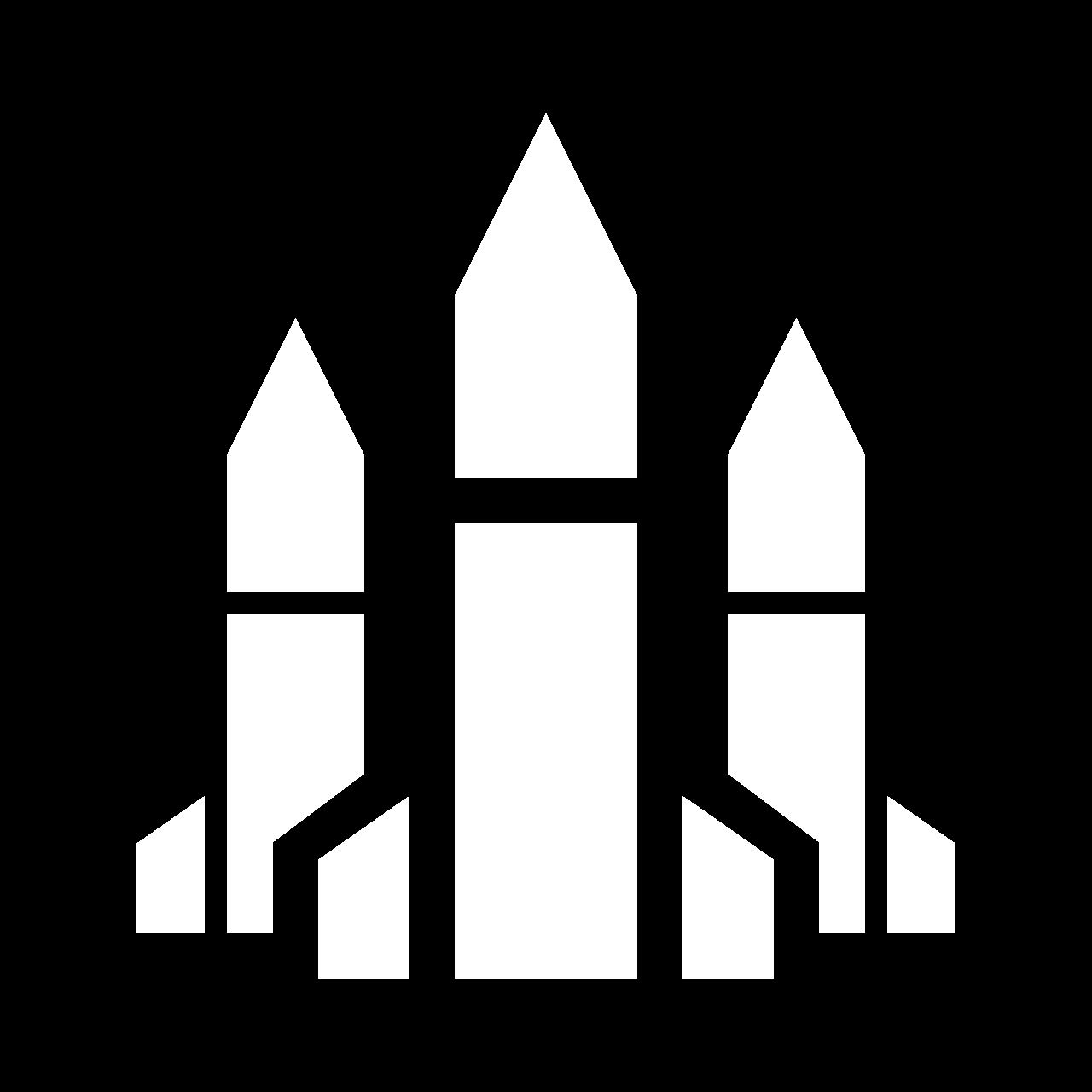 Курсовая ракета Иконка
