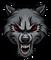 Взгляд волка большая