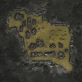 Старый город Карта
