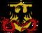 Ландскнехтский щит большая