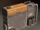 PU-1 Charge