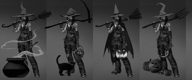 Ведьма из долины