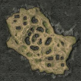 Крепость Карта