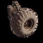 Studded wheel ST