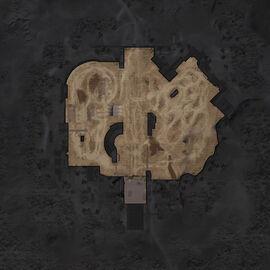 Гараж Штурмового отряда Карта