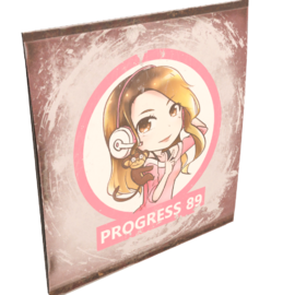 Progress 89 Sign