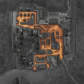 Очистительный завод карта