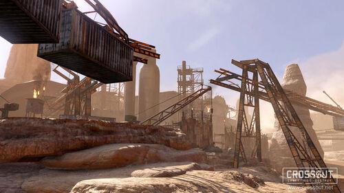 Чертовы рудники Фон