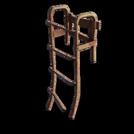 Служебная лестница