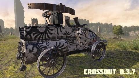 Crossout Update 0.3