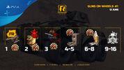 PSN GOW 1 prizes