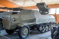 Panzerwerfer alias Maultier